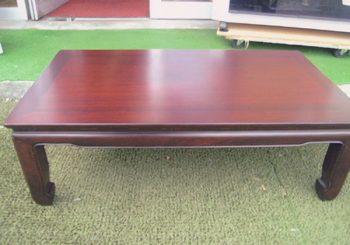 座敷テーブルの修理・塗装